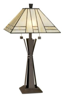 Pacific Coast Lighting Citycraft Table Lamp