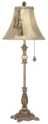 Pacific Coast Lighting Onyx Splendor Table Lamp