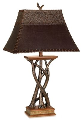 Pacific Coast Lighting Montana Reflections Table Lamp