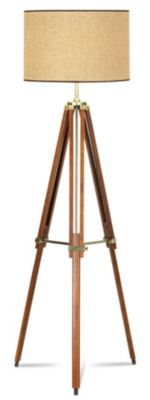 Pacific Coast Lighting Tripod Floor Lamp