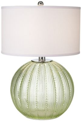 Pacific Coast Lighting Green Urchin Table Lamp