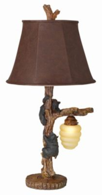 Pacific Coast Lighting Honey Bear Table Lamp