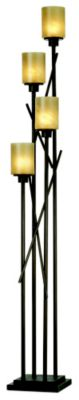 Pacific Coast Lighting City Crossings Floor Lamp