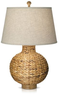 Pacific Coast Lighting Seagrass Bay Table Lamp