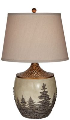 Pacific Coast Lighting Great Forest Table Lamp
