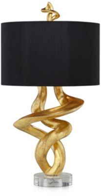 Pacific Coast Lighting Tribal Impressions Table Lamp