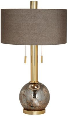 Pacific Coast Lighting Empress Gold Table Lamp