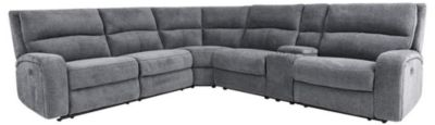 Parker House Polaris 6-Piece Power Reclining Sectional