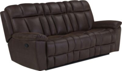 Parker House Goliath Brown Reclining Sofa