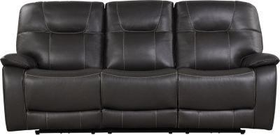 Parker House Axel Gray Power Reclining Sofa