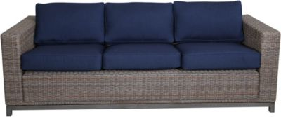 Plank & Hide Judd Patio Sofa