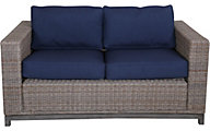 Plank & Hide Judd Loveseat