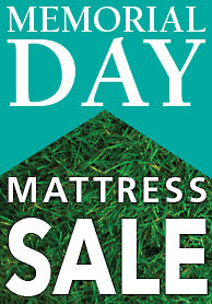 Memorial Day Mattress Sale
