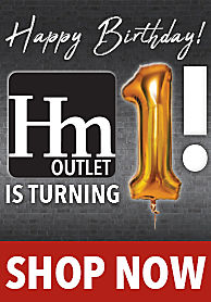 Hm Outlet 1st Birthday Sale