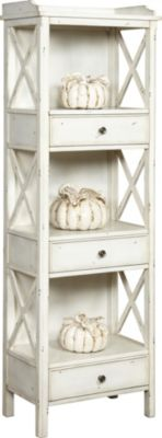 Pulaski Accents Three-Drawer Bookcase