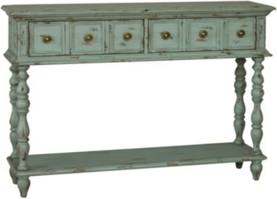 Pulaski 2-Drawer Storage Console