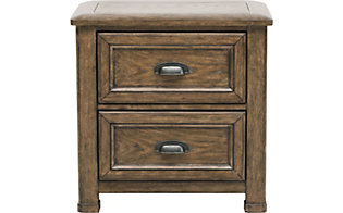Pulaski Eric Church Heartland Falls Nightstand