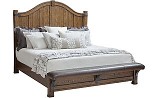 Pulaski Eric Church Heartland Falls Queen Bed