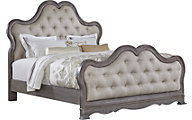 Pulaski Charming Queen Bed