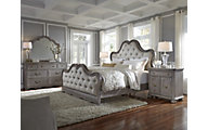 Pulaski Charming 4-Piece Queen Bedroom Set