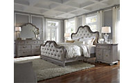 Pulaski Charming 4-Piece King Bedroom Set