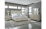 Pulaski Cydney 4-Piece Queen Bedroom Set