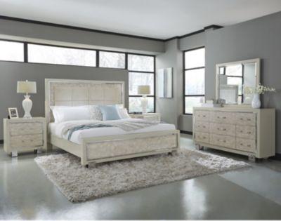 Pulaski Cydney 4 Piece King Bedroom Set