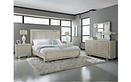 Pulaski Cydney 4-Piece King Bedroom Set