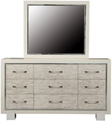 Pulaski Cydney Dresser with Mirror