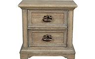 Pulaski Arrow Nightstand