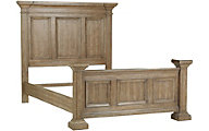 Pulaski Arrow King Bed