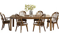 Pulaski Heartland Falls 7-Piece Dining Set