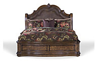 Pulaski San Mateo King Sleigh Bed