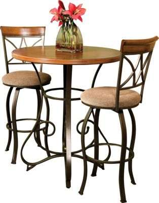 Superbe Powell Hamilton Pub Table U0026 2 Stools