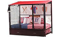 Powell Home Run Dugout Bed with Trundle