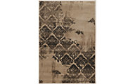Powell Jewel Brown 8' X 10' Rug