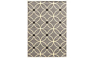 Powell Claremont Gray Geo 5' X 7' Rug