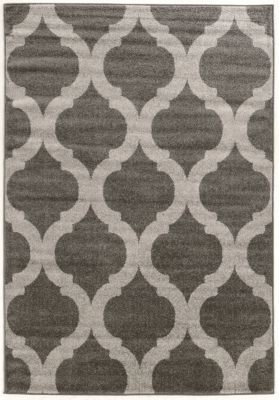 Powell Claremont Gray 5' X 7' Rug