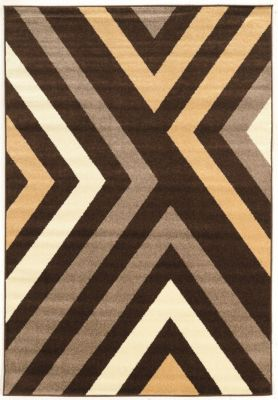 Powell Claremont Multi Angles 5' X 7' Rug