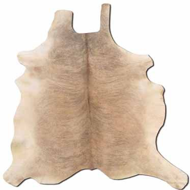 Powell Cowhide Light Oversized Rug