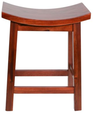 Powell Archer Saddle Counter Stool