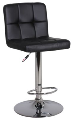 Powell Adjustable Height Bar Stool