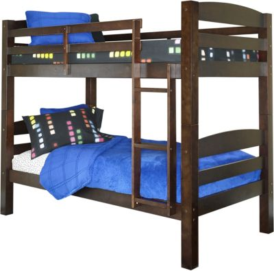 Powell Porter Espresso Twin/Twin Bunk Bed