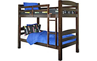 Powell Dixon Espresso Twin/Twin Bunk Bed