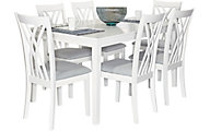Powell Starla 7-Piece Dining Set