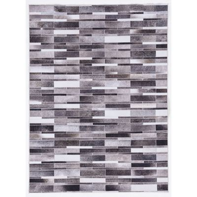 Powell Laredo 6' X 9' Gray Rug