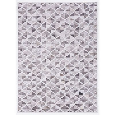 Powell Laredo 5' X 7' Gray Rug
