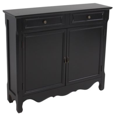 Powell 246A Collection 2 Door Console