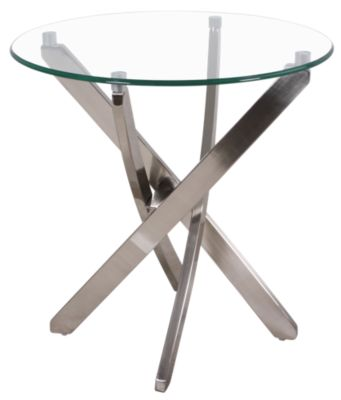 Magnussen Zila Round End Table