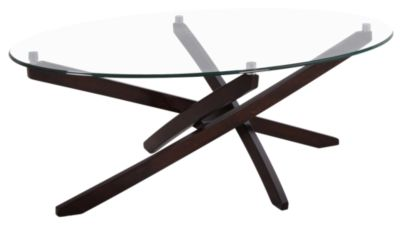 Magnussen Xenia Oval Coffee Table